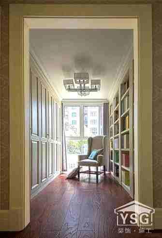 80平米三室两厅美式风格储藏室效果图