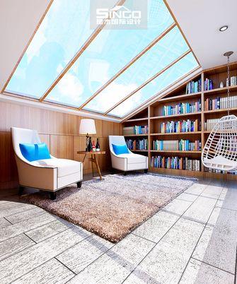 豪华型140平米别墅日式风格阁楼装修案例