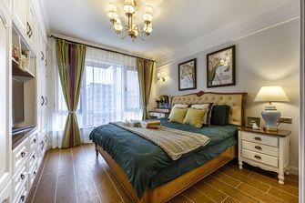 140平米四室两厅地中海风格卧室装修图片大全