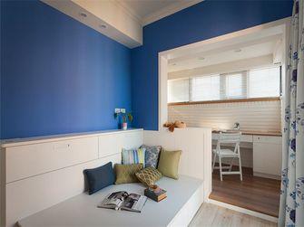 5-10万90平米三室一厅地中海风格儿童房装修案例