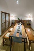 130平米四室两厅中式风格阁楼设计图