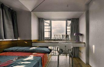 70平米欧式风格阁楼装修效果图