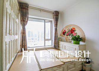 15-20万120平米三室两厅欧式风格卧室欣赏图