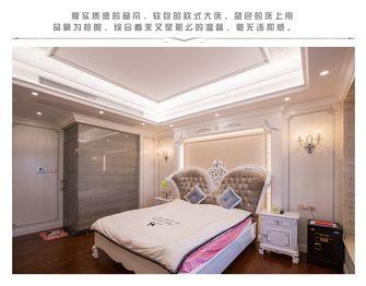 20万以上140平米四室三厅法式风格卧室图片大全