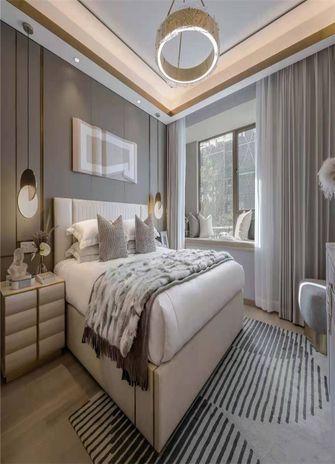 100平米三室两厅法式风格卧室欣赏图