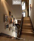 140平米别墅新古典风格楼梯图片大全
