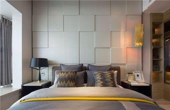 120平米四室一厅现代简约风格卧室欣赏图