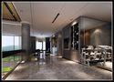 20万以上140平米别墅现代简约风格健身室装修效果图