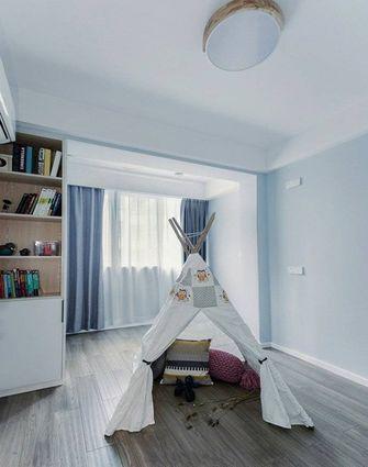 40平米小户型北欧风格儿童房效果图