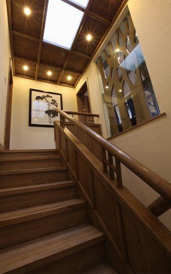 豪华型140平米三室三厅中式风格楼梯欣赏图