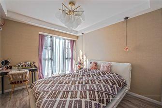 富裕型90平米北欧风格卧室装修图片大全