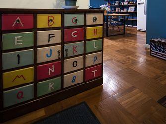 50平米一室两厅宜家风格餐厅装修效果图