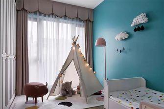 100平米三北欧风格儿童房效果图