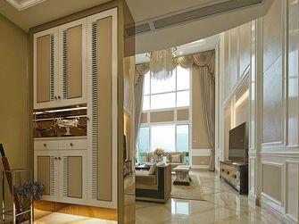 80平米新古典风格走廊图片