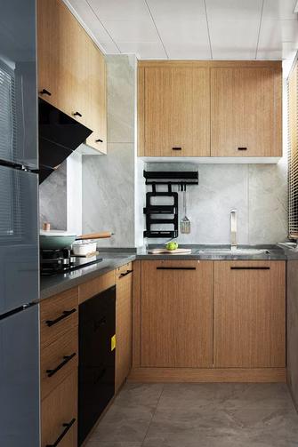 60平米北欧风格厨房图片大全