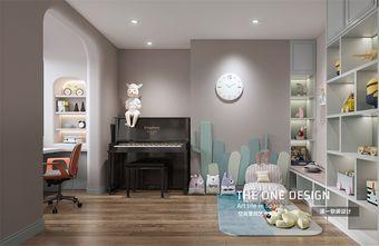 140平米复式法式风格儿童房效果图