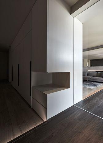 80平米三现代简约风格玄关设计图