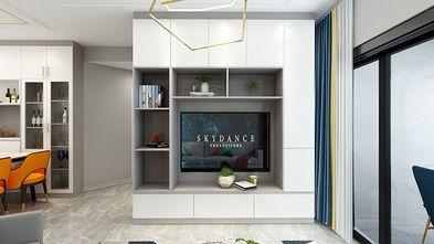 110平米宜家风格客厅装修图片大全