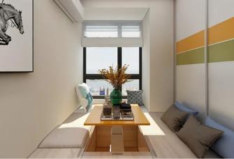 90平米三现代简约风格储藏室图