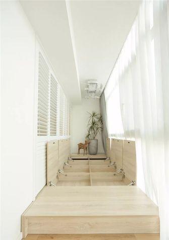 50平米现代简约风格阳光房图