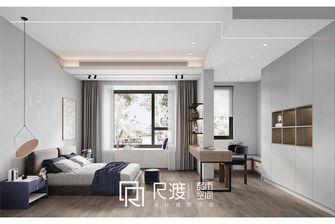 140平米四室两厅宜家风格卧室图