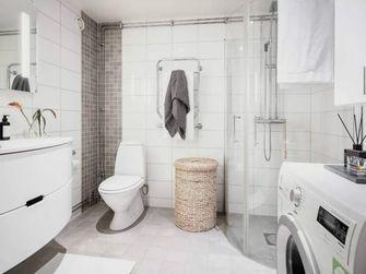 70平米复式北欧风格卫生间装修效果图