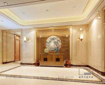 140平米三室一厅中式风格玄关装修案例