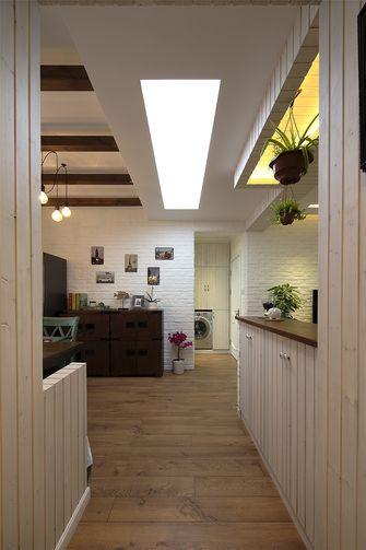 60平米公寓地中海风格走廊图