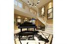 富裕型130平米三室三厅欧式风格楼梯效果图