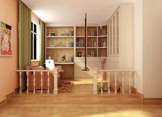 140平米复式中式风格儿童房装修图片大全
