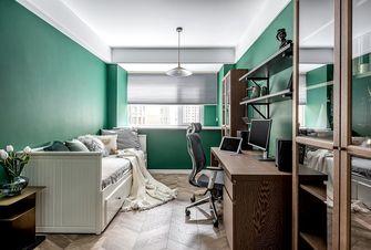 经济型80平米现代简约风格书房装修案例