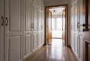 140平米三室两厅田园风格储藏室装修效果图