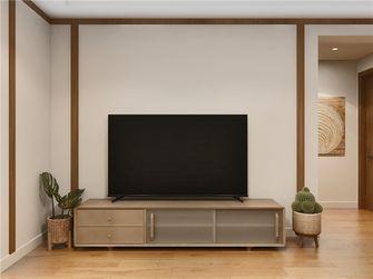 70平米三室两厅日式风格客厅图片