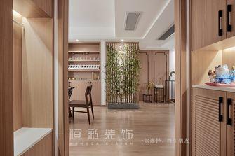 10-15万140平米三室两厅日式风格玄关图