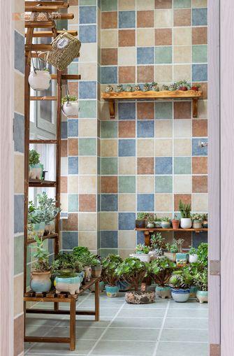 140平米三室两厅地中海风格阳台装修案例