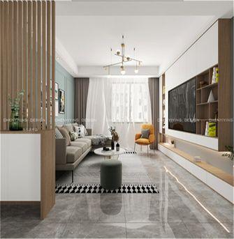 120平米三室三厅其他风格客厅装修图片大全