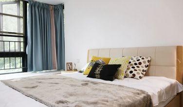 30平米超小户型现代简约风格卧室图片