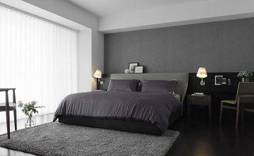 120平米三北欧风格卧室效果图