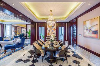 豪华型140平米四室三厅新古典风格餐厅设计图