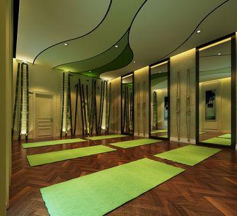 140平米别墅欧式风格健身室设计图