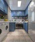 经济型140平米四室四厅地中海风格厨房图片大全