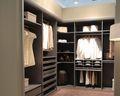15-20万140平米三室两厅现代简约风格衣帽间鞋柜装修图片大全