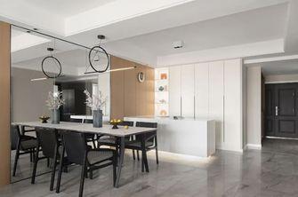 100平米现代简约风格客厅图片大全