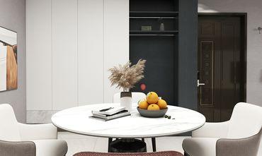 120平米三室两厅地中海风格餐厅效果图