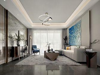 140平米四室四厅混搭风格客厅图片大全