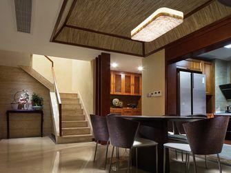 15-20万100平米复式东南亚风格楼梯装修图片大全