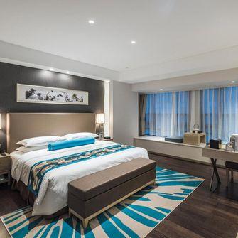 50平米小户型混搭风格卧室效果图