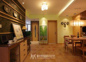 富裕型90平米三室两厅混搭风格走廊图