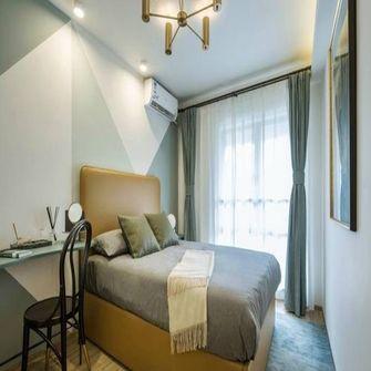 3万以下30平米以下超小户型现代简约风格卧室图片