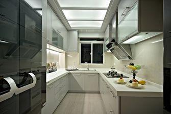 经济型70平米一室两厅田园风格厨房效果图